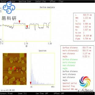 原子力显微镜测试(Veeco-Multimode-V)